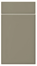 Olive kitchen door and drawer fronts