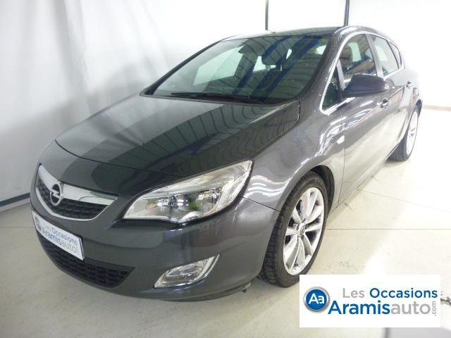photo de Opel Astra Astra 2.0 CDTI 160 FAP Diesel
