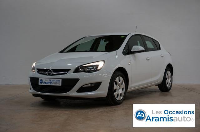 photo de Opel Astra Astra 1.4 Twinport 100 Essence