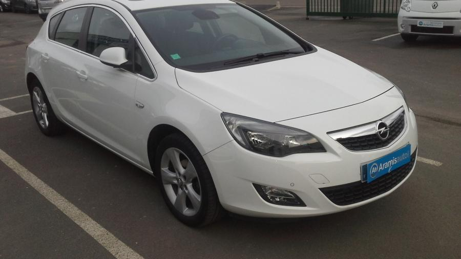 photo de Opel Astra Astra 1.4 Turbo 140 Essence