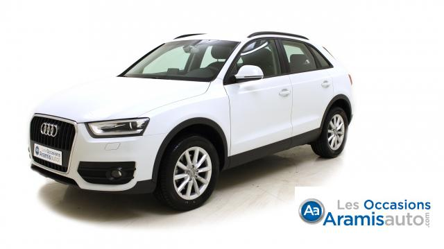 voiture audi q3 2 0 tdi 140 ch ambiente gps x non. Black Bedroom Furniture Sets. Home Design Ideas