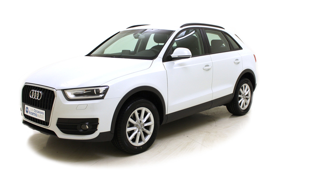 voiture audi q3 2 0 tdi 140 ch ambiente gps x non occasion diesel 2014 15469 km 30690. Black Bedroom Furniture Sets. Home Design Ideas