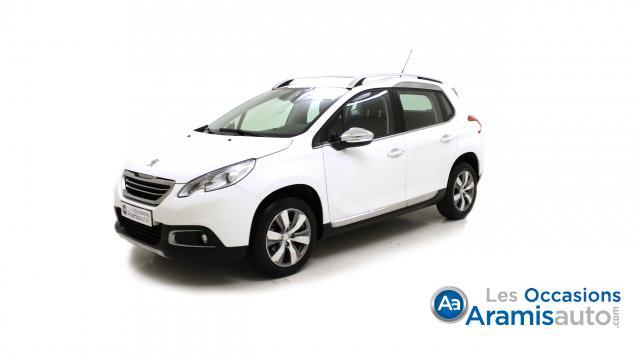 ARAMIS AUTO - Peugeot 2008 Allure + GPS