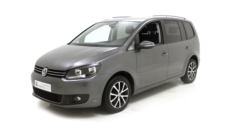 voiture volkswagen touran 1 6 tdi 105 confortline radar ar occasion diesel 2012 103518. Black Bedroom Furniture Sets. Home Design Ideas