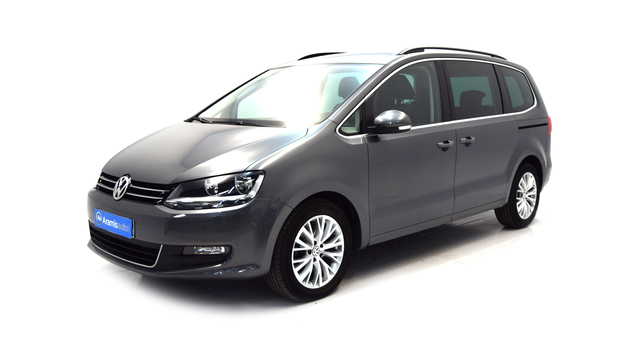 voiture volkswagen sharan sharan 2 0 tdi 140 fap bluemotion t occasion diesel 2011 104729. Black Bedroom Furniture Sets. Home Design Ideas