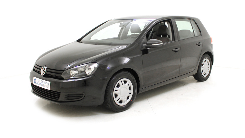 voiture volkswagen golf 1 6 tdi 105 trendline occasion diesel 2012 41200 km 13290. Black Bedroom Furniture Sets. Home Design Ideas