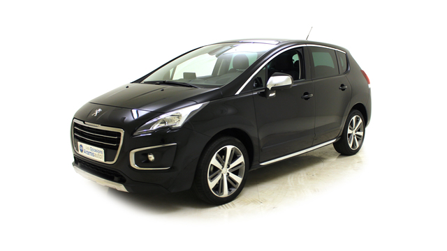 voiture peugeot 3008 1 6 bluehdi 120 allure jantes alu 1 occasion diesel 2014 16232 km. Black Bedroom Furniture Sets. Home Design Ideas