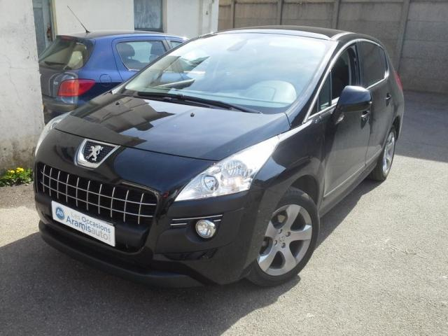 voiture peugeot 3008 3008 1 6 hdi 16v 112ch fap active occasion diesel 2012 32516 km. Black Bedroom Furniture Sets. Home Design Ideas
