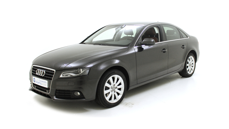 voiture audi a4 2 0 tdi 143 dpf ambition luxe multitronic a occasion diesel 2010 112215 km. Black Bedroom Furniture Sets. Home Design Ideas