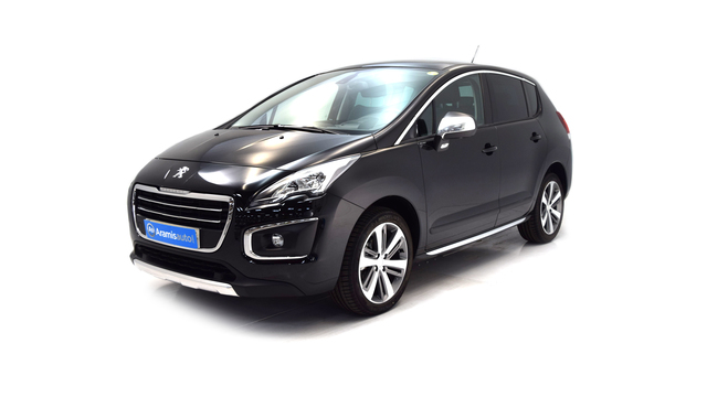 voiture peugeot 3008 1 6 bluehdi 120 allure jantes alu 1 occasion diesel 2014 7105 km. Black Bedroom Furniture Sets. Home Design Ideas