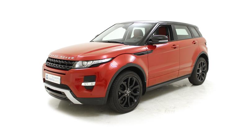 voiture land rover range rover evoque td4 bva dynamic options occasion diesel 2012 26500. Black Bedroom Furniture Sets. Home Design Ideas