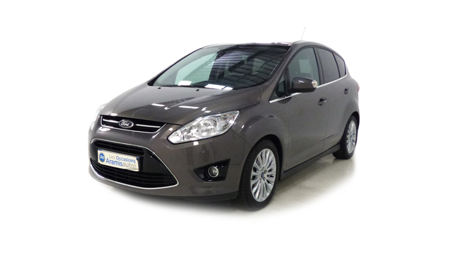 voiture ford focus c max c max 1 6 tdci 115 fap titanium occasion diesel 2012 60400 km. Black Bedroom Furniture Sets. Home Design Ideas