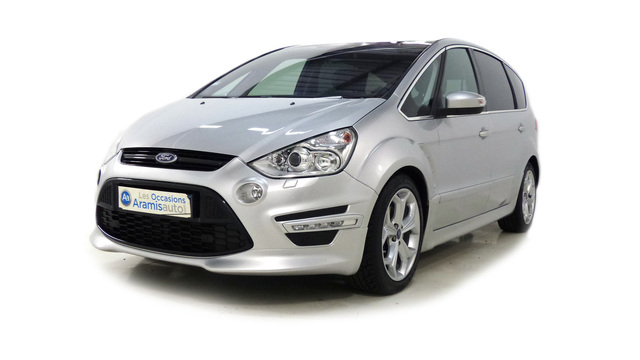 voiture ford s max 2 0 tdci 163 0 occasion diesel 2013 77100 km 20990 d cines. Black Bedroom Furniture Sets. Home Design Ideas