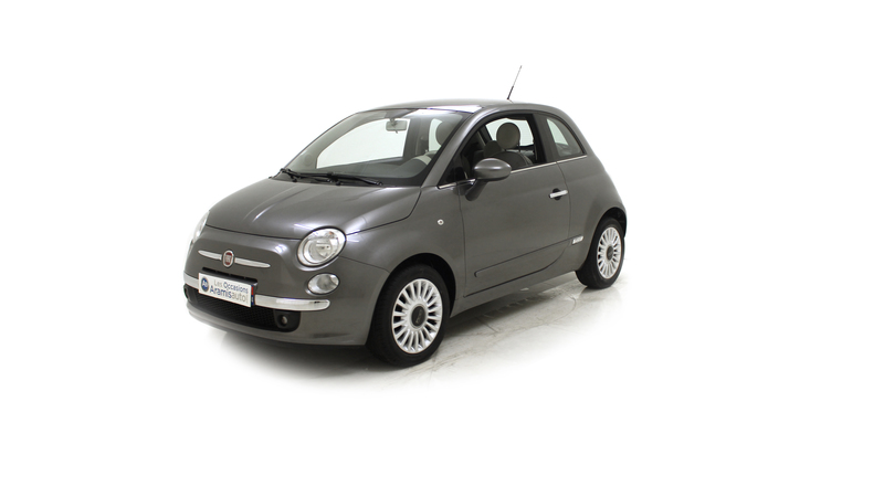 voiture fiat 500 1 2 69 lounge occasion essence 2011 36637 km 8490 orgeval yvelines. Black Bedroom Furniture Sets. Home Design Ideas