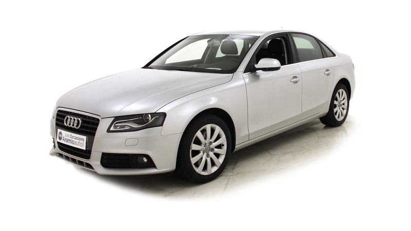 Voiture audi a4 2 0 tdi 143 dpf ambition luxe multitronic for Garage audi bas rhin