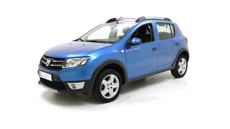 voiture dacia sandero 1 5 dci 90 stepway prestige occasion diesel 2014 31813 km 12190. Black Bedroom Furniture Sets. Home Design Ideas