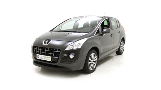 voiture peugeot 3008 2 0 hdi 150ch fap premium pack occasion diesel 2011 99350 km 15290. Black Bedroom Furniture Sets. Home Design Ideas
