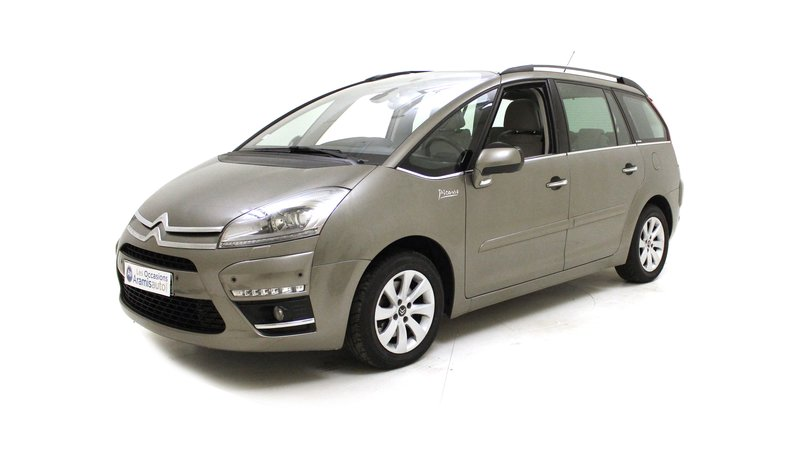 voiture citro n grand c4 picasso hdi 150 exclusive 7pl toit pano gps occasion diesel 2011. Black Bedroom Furniture Sets. Home Design Ideas