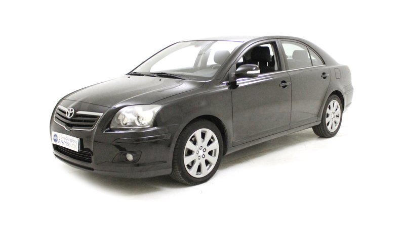 voiture toyota avensis 126 d 4d fap executive gps occasion diesel 2009 56513 km 11290. Black Bedroom Furniture Sets. Home Design Ideas