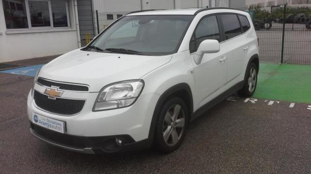 voiture chevrolet orlando orlando 2 0 vcdi 163 s s ltz occasion diesel 2013 25715 km. Black Bedroom Furniture Sets. Home Design Ideas