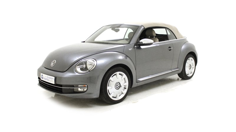 voiture volkswagen coccinelle ii 2 0 tdi 140 vintage occasion diesel 2013 28223 km 23490. Black Bedroom Furniture Sets. Home Design Ideas
