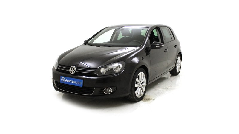 voiture volkswagen golf 2 0 tdi 140 fap cr carat occasion diesel 2010 102745 km 13990. Black Bedroom Furniture Sets. Home Design Ideas