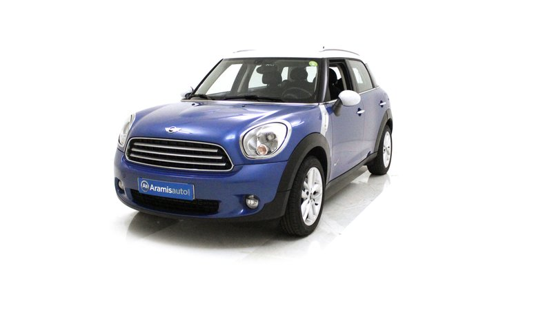 voiture mini countryman d 112 ch all4 cooper pack chili occasion diesel 2013 42391 km. Black Bedroom Furniture Sets. Home Design Ideas