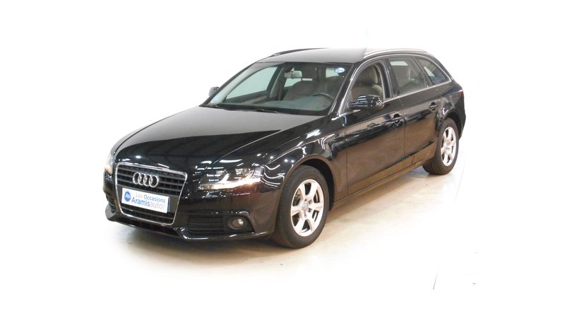 voiture audi a4 a4 avant 2 0 tdi 143 ambiente multitronic a occasion diesel 2011 103570 km. Black Bedroom Furniture Sets. Home Design Ideas