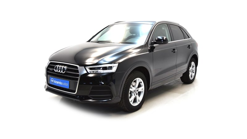 voiture audi q3 2 0 tdi 150 quattro stronic 7 ambiente led. Black Bedroom Furniture Sets. Home Design Ideas