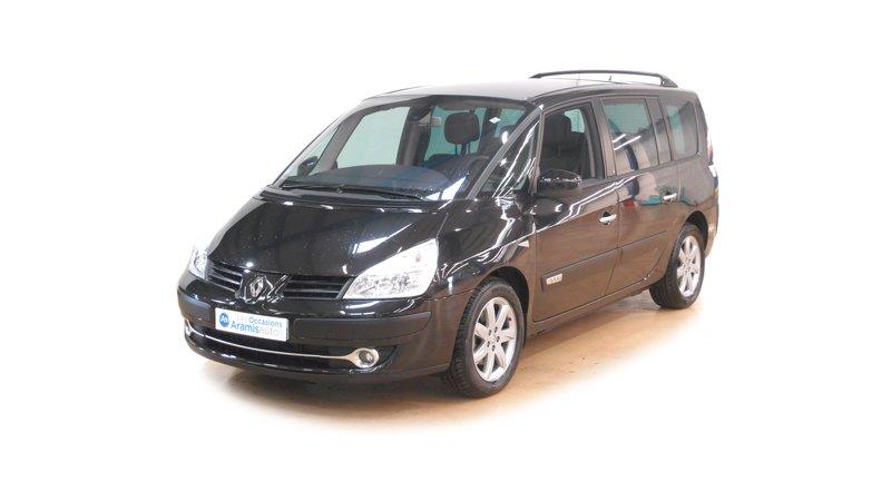 voiture renault grand espace 2 0 dci 130 25 ans 7pl surequip occasion diesel 2012 52128. Black Bedroom Furniture Sets. Home Design Ideas