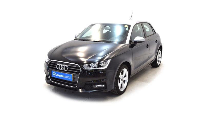 voiture audi a1 1 4 tdi 90 ambition pack connectivity sur quip e occasion diesel 2015. Black Bedroom Furniture Sets. Home Design Ideas
