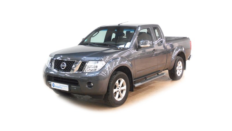 voiture nissan navara 2 5 dci 190 king cab se occasion diesel 2011 11282 km 21490. Black Bedroom Furniture Sets. Home Design Ideas