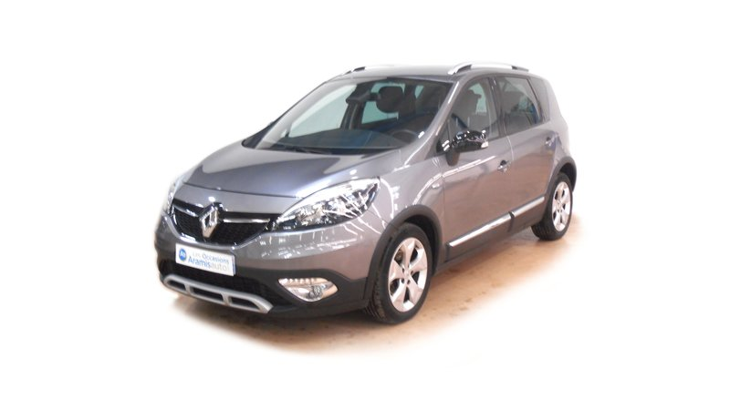 voiture renault scenic xmod tce 130 bose edition occasion diesel 2013 34002 km 17790. Black Bedroom Furniture Sets. Home Design Ideas
