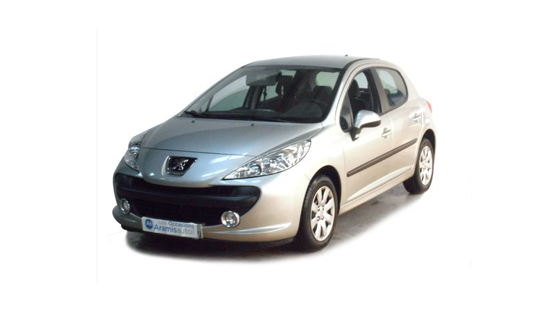 voiture peugeot 207 1 4 vti 16v 95 premium occasion essence 2009 60773 km 7490. Black Bedroom Furniture Sets. Home Design Ideas