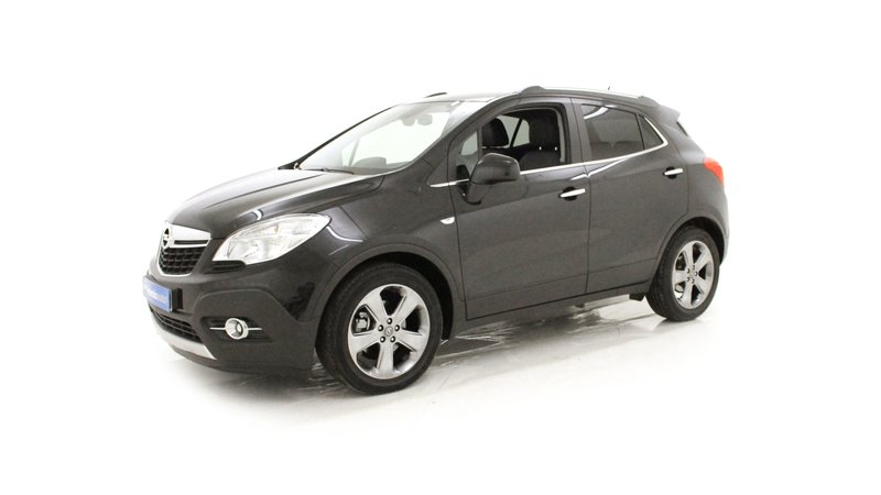 voiture opel mokka 1 7 cdti 130 ch fap 4x2 cosmo pack a occasion diesel 2013 20080 km. Black Bedroom Furniture Sets. Home Design Ideas