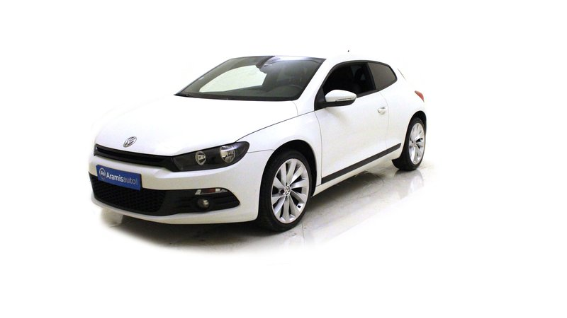 voiture volkswagen scirocco 1 4 tsi 160 sportline dsg7 occasion essence 2009 99756 km. Black Bedroom Furniture Sets. Home Design Ideas