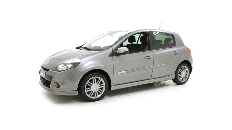 voiture renault clio iii dci 105 eco2 gt occasion diesel 2010 71255 km 9790 orgeval. Black Bedroom Furniture Sets. Home Design Ideas