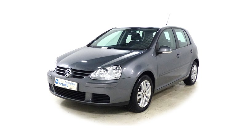voiture volkswagen golf golf 1 9 tdi 105 confortline occasion diesel 2009 129271 km 8690. Black Bedroom Furniture Sets. Home Design Ideas