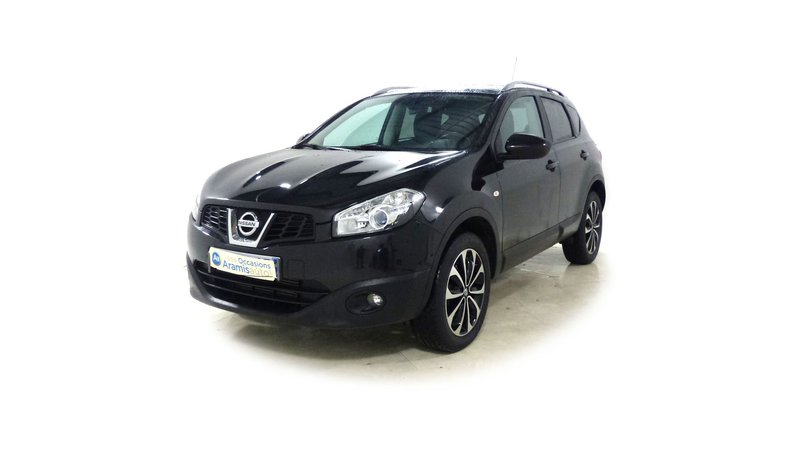 voiture nissan qashqai qashqai 1 5 dci 110 fap connect edition occasion diesel 2011 127745. Black Bedroom Furniture Sets. Home Design Ideas