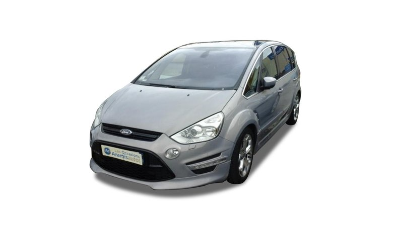 voiture ford s max 2 0 scti 203 ecoboost sport platini. Black Bedroom Furniture Sets. Home Design Ideas