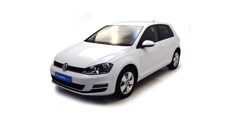 voiture volkswagen golf 1 6 tdi 110 confortline business sur quip e occasion diesel 2015. Black Bedroom Furniture Sets. Home Design Ideas