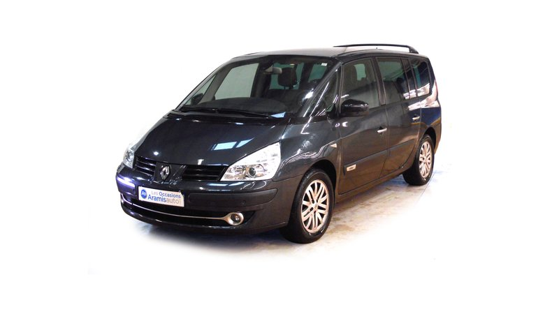 voiture renault grand espace 2 0 dci 175 fap initiale a occasion diesel 2012 110653 km. Black Bedroom Furniture Sets. Home Design Ideas