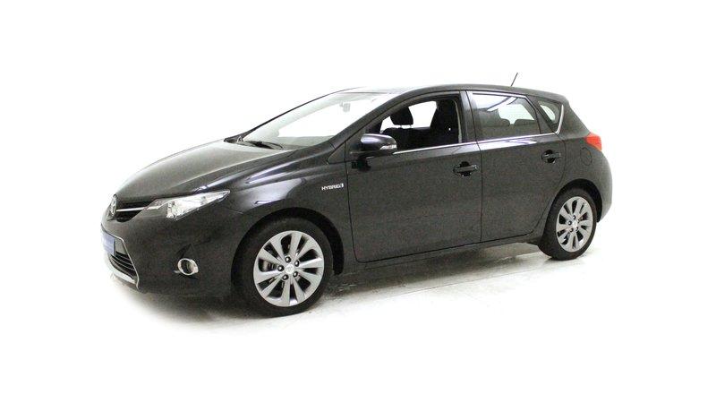 zoek auto met occasion auris hybride. Black Bedroom Furniture Sets. Home Design Ideas