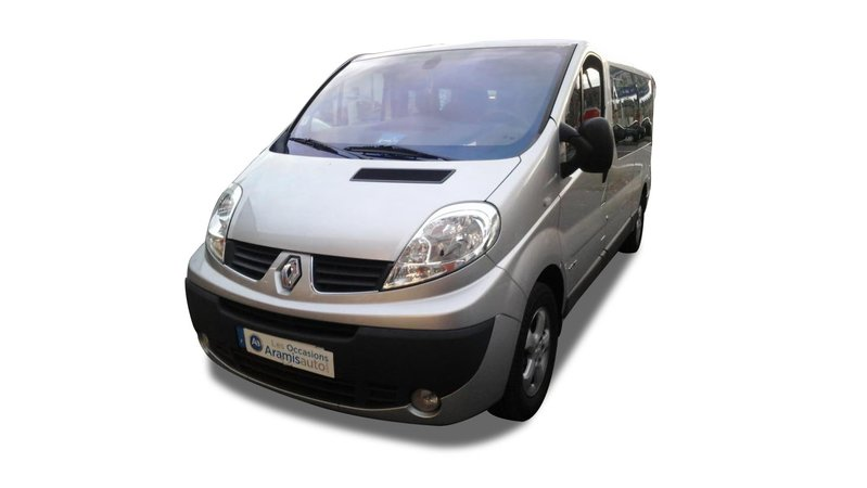 renault trafic 2 0 dci 115 fap expression 9 places occasion 2012 diesel 17290 woippy. Black Bedroom Furniture Sets. Home Design Ideas