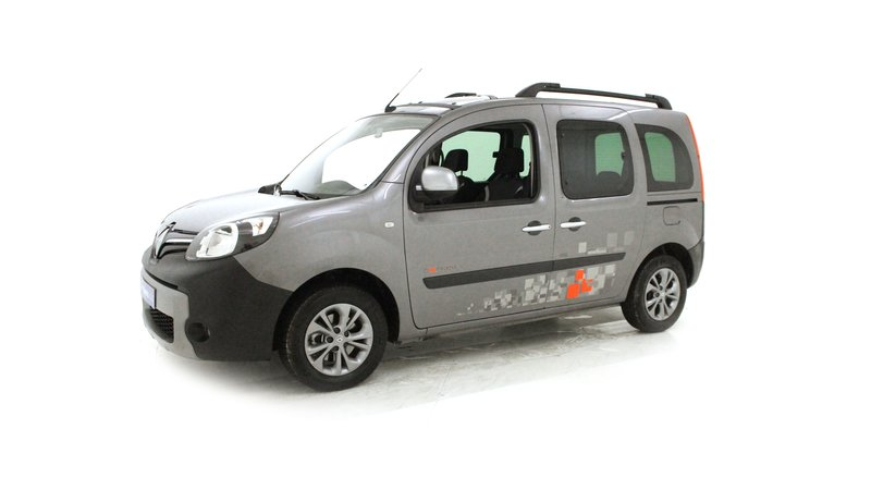 voiture renault kangoo 1 5 dci 90 extrem gps surequip e occasion diesel 2015 8739 km. Black Bedroom Furniture Sets. Home Design Ideas