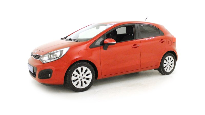 voiture kia rio 1 4 crdi 90 premium occasion diesel 2013 24140 km 14490 puiseux. Black Bedroom Furniture Sets. Home Design Ideas