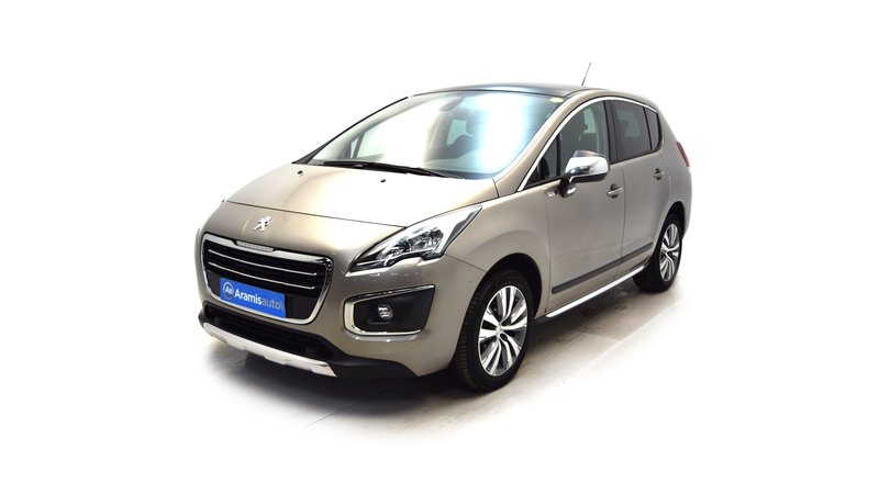 voiture peugeot 3008 1 6 hdi 115 style toit panoramique occasion diesel 2015 15107 km. Black Bedroom Furniture Sets. Home Design Ideas