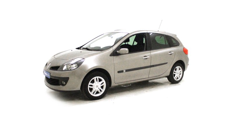 voiture renault clio iii estate 1 5 dci 85 eco2 dynamique occasion diesel 2008 65332 km. Black Bedroom Furniture Sets. Home Design Ideas