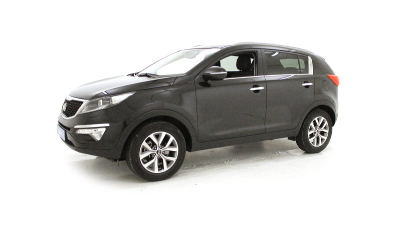 voiture kia sportage 1 6 gdi 135 isg 4x2 active cuir. Black Bedroom Furniture Sets. Home Design Ideas