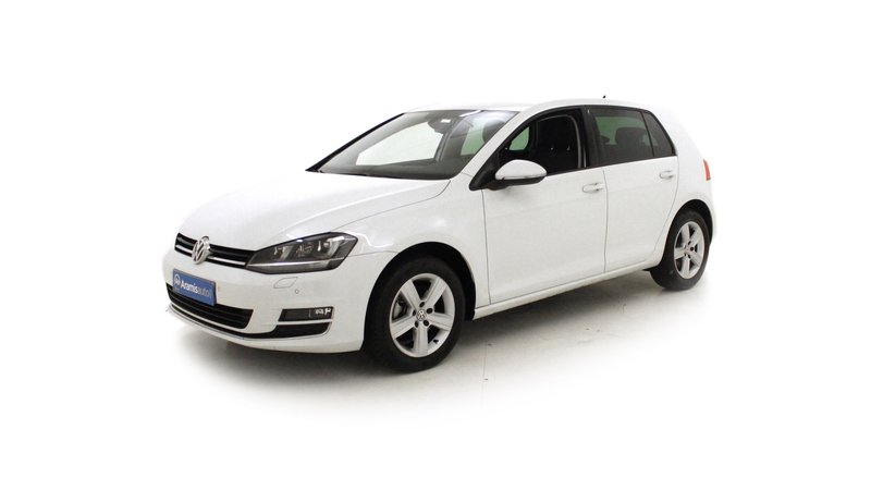 voiture volkswagen golf golf 1 6 tdi 105 bluemotion technology fap confortline occasion diesel. Black Bedroom Furniture Sets. Home Design Ideas